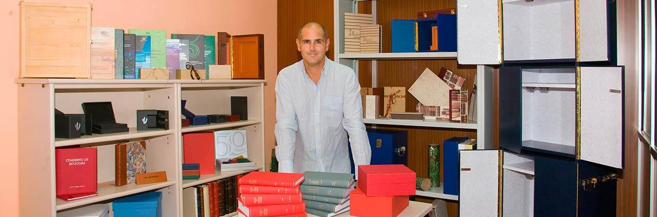 Encuadernaciones Garloa Bilbao