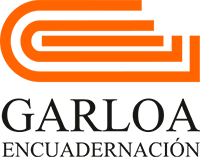 Encuadernación Garloa Logo