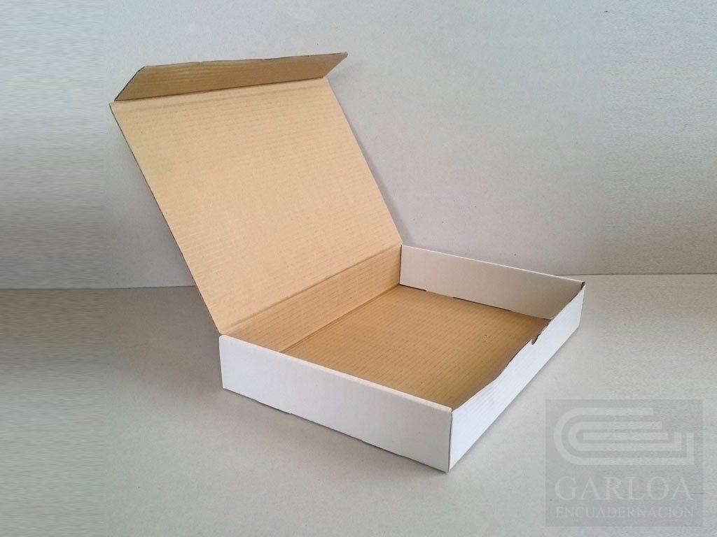 Caja de cartón micro-ondulado