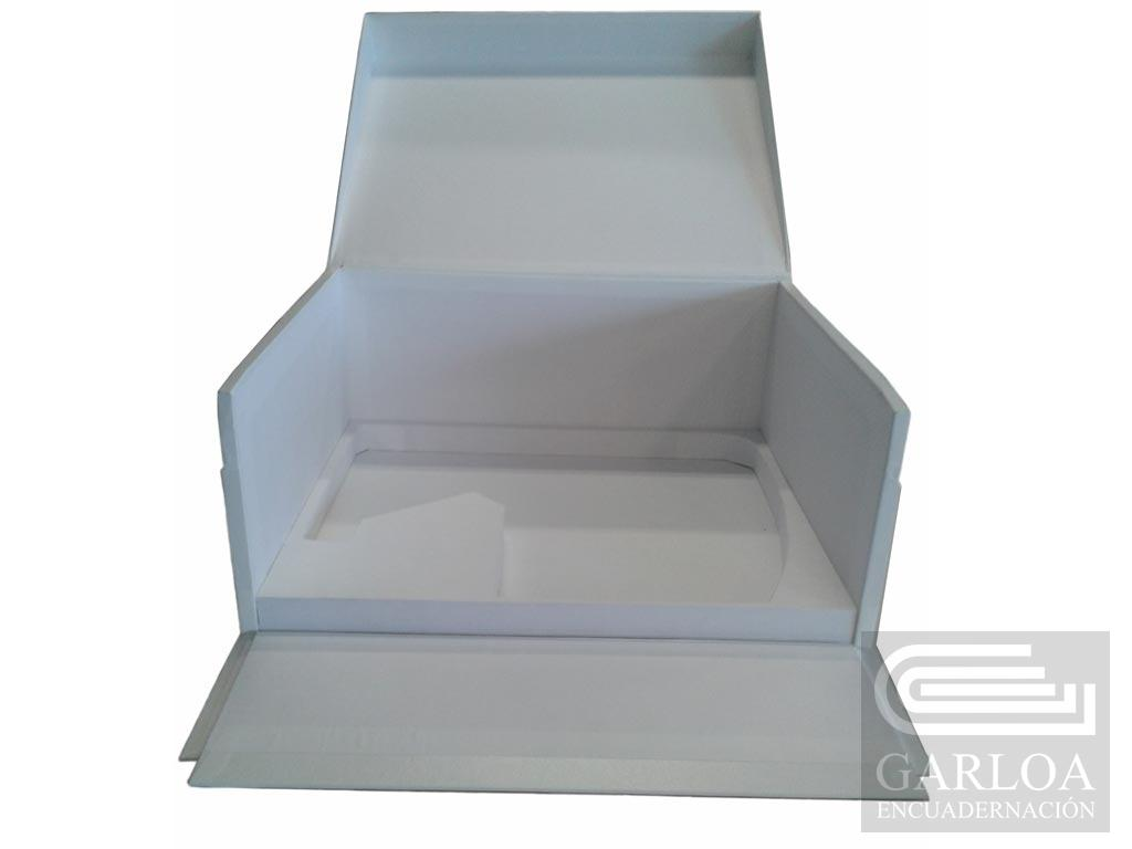 Cajas de madera para maqueta